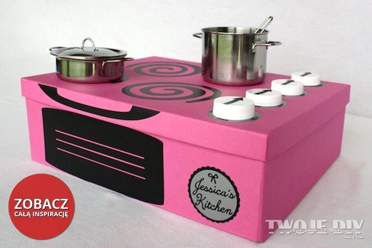 Metztil Handmade Kuchnia Z Kartonu Decor Home Decor Kitchen