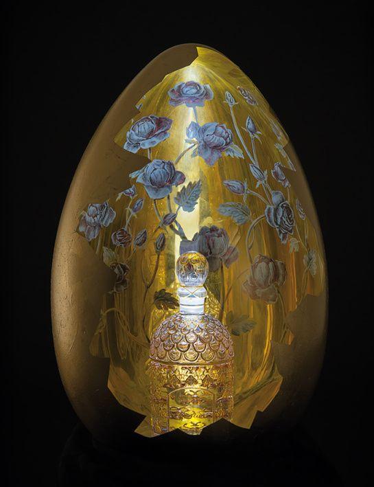 Guerlain  les 160 ans du0027un flacon culte Perfume, Perfume bottle