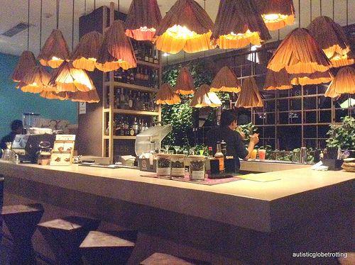 Es el restaurante en Lima, Peru. La comida es muy delicioso y nutritivo aquí.