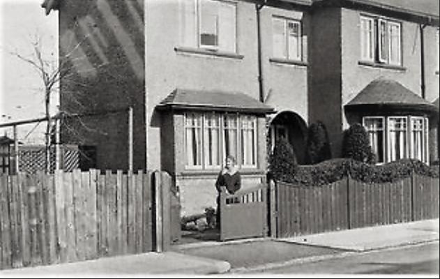 Darlington: Sylvan Grove 1930