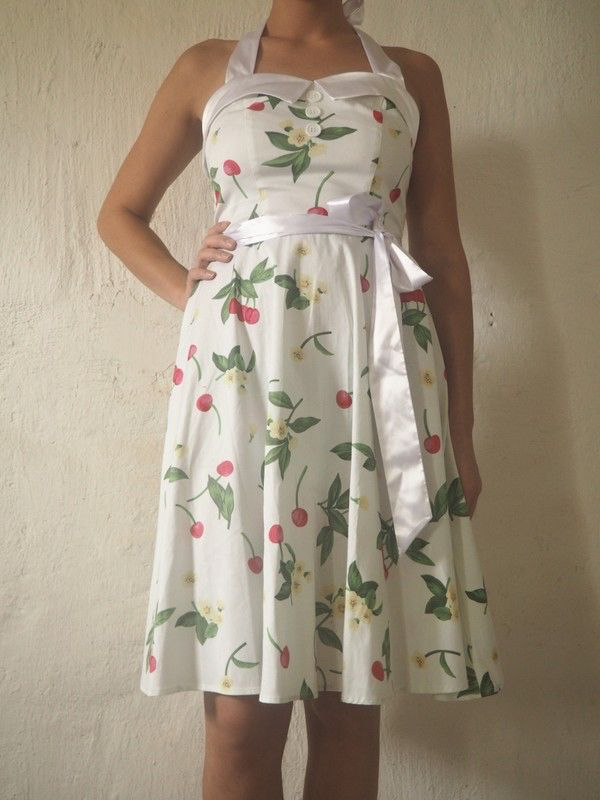 Vintage kleid 36