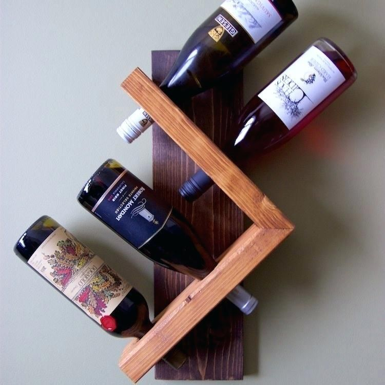 13 free diy wine rack plans you can build today simple