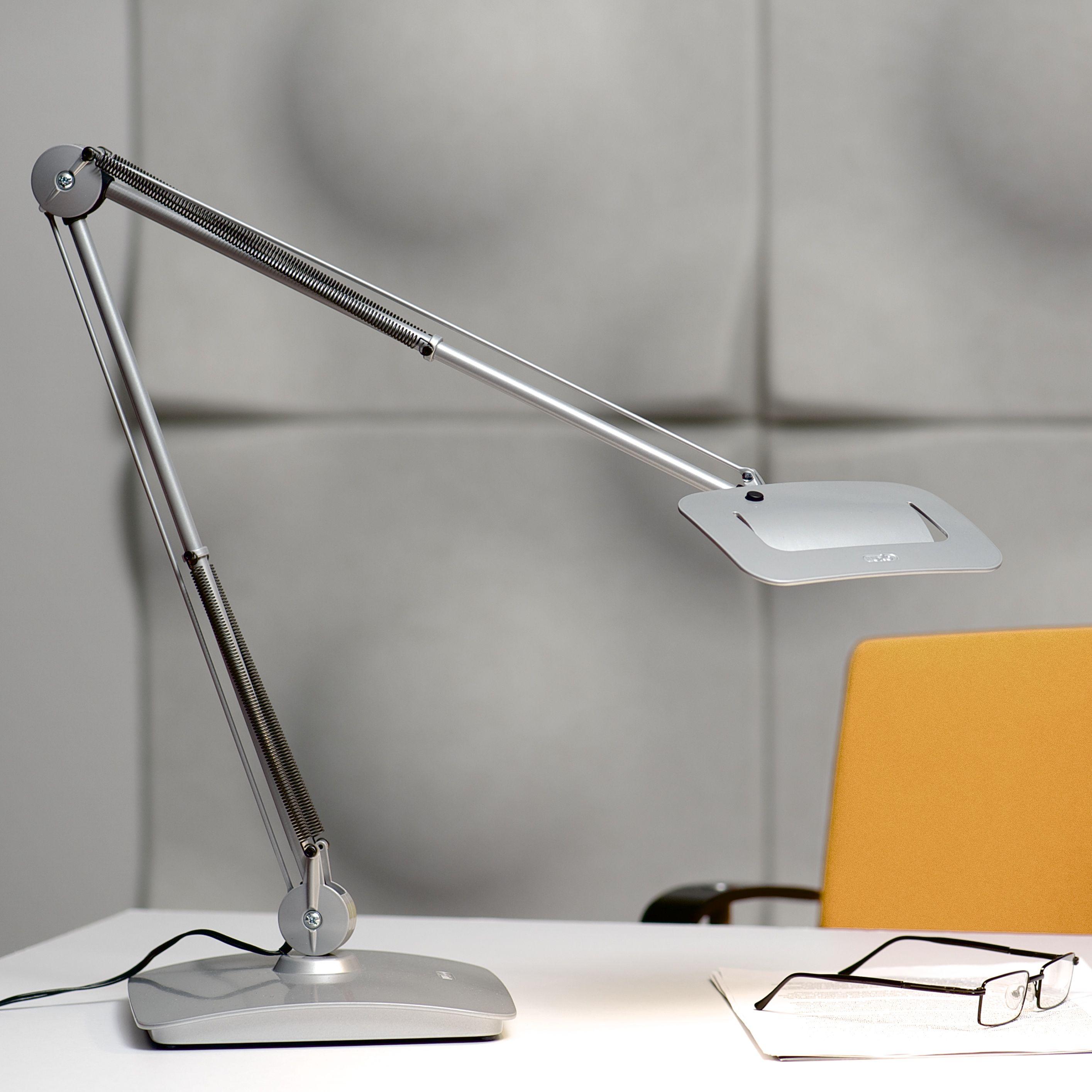 luxo lighting split has the most light output of any led task  - luxo lighting split has the most light output of any led task lighting