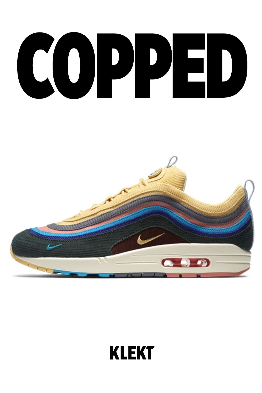 save off f4673 1847f The Nike Air Max 97 1 Sean Wotherspoon is one of the most wanted limited