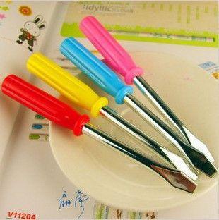 Cute Kawaii ballpoint Pen Screwdriver pen tool school