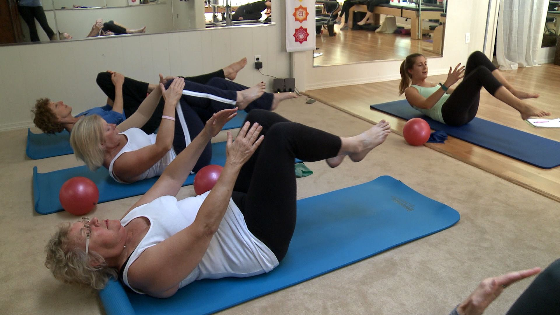 Strength in recovery: Fitness rehab helps breast cancer survivors heal