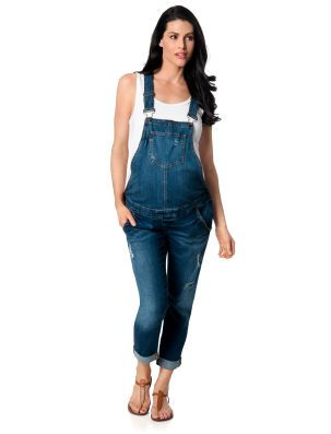 c0917c71ccffb A Pea In The Pod Maternity Overall | Maternity STYLE | Denim ...