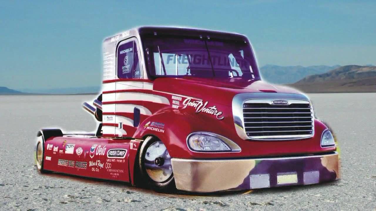 Fastest Diesel Truck >> Joint Venture Worlds Fastest Modified Diesel Truck Speed