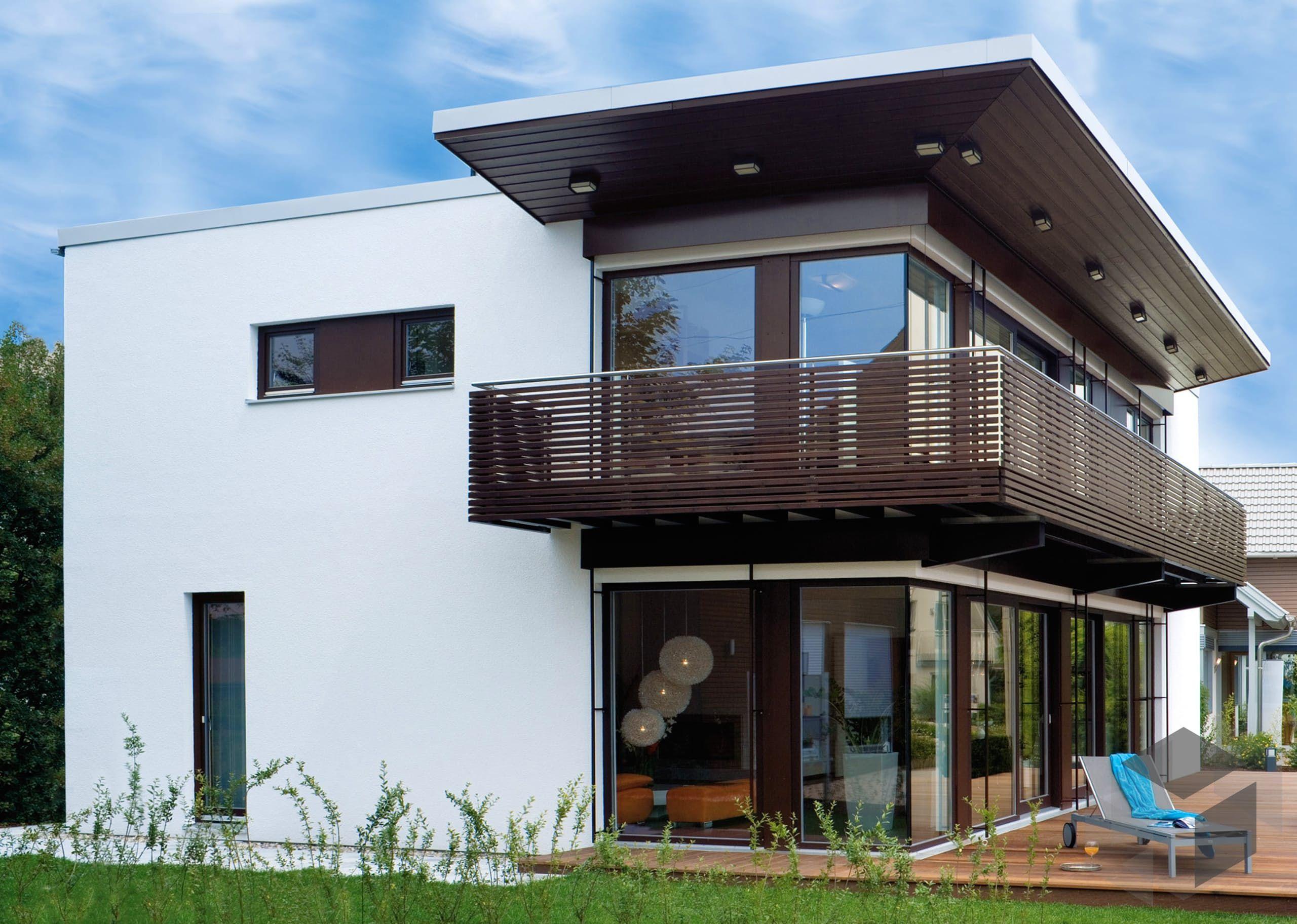 Kubushaus 'VitaCube' von Regnauer Hausbau Alle Infos