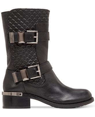 Vince Camuto Welton Mid-Shaft Booties - Vince Camuto - Shoes - Macy's $198