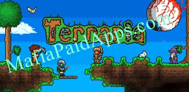 Terraria V1 2 12772 Mod Apk Mafiapaidapps Com Full Android Apk