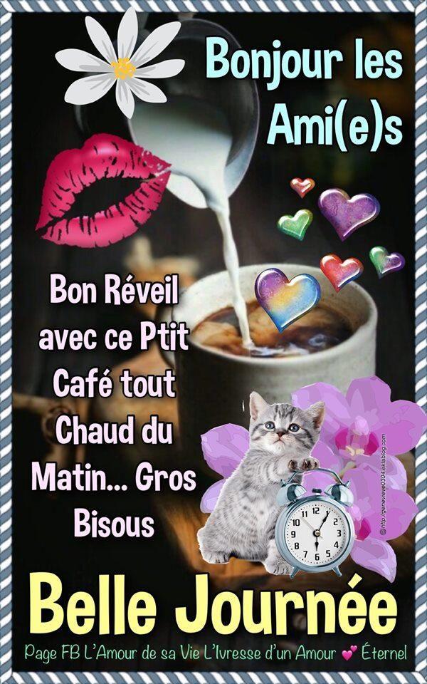 ᐅ 181 Bonne Journee Images Photos Et Illustrations Pour Facebook Bonnesimages Bon Reveil Bonjour Les Amis Carte Bonne Journee