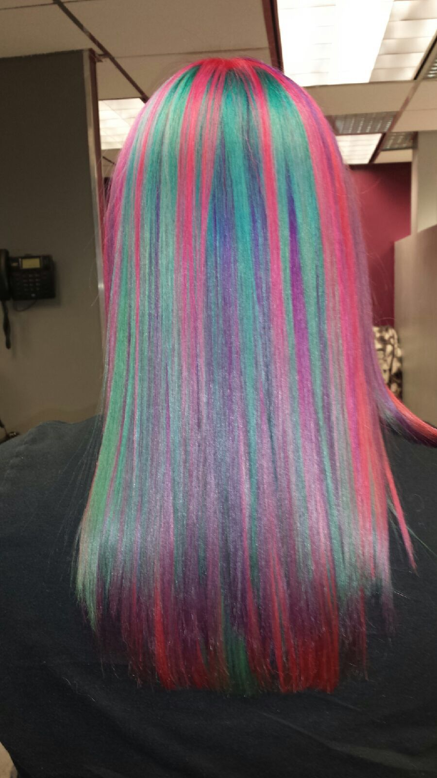 Pravana And Rusk Vivid Haircolor Salon180 Cool Hairstyles Hair Inspiration Dream Hair
