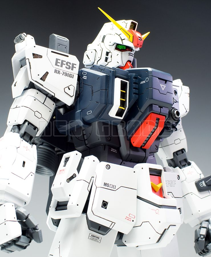 RX-79G (Front)