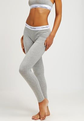 3b466e94b642 Calvin Klein Underwear MODERN COTTON - Pyjamasbyxor - grey heather -  Zalando.se