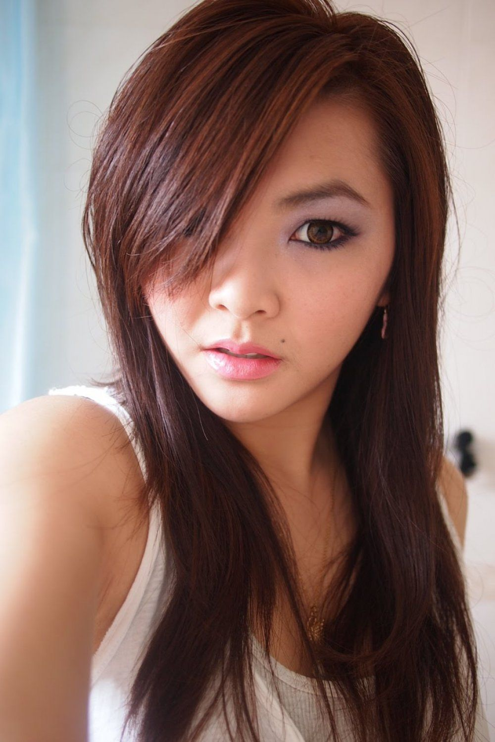 Dark brown hair color for asian best color to dye gray hair check dark brown hair color for asian best color to dye gray hair check more at solutioingenieria Image collections