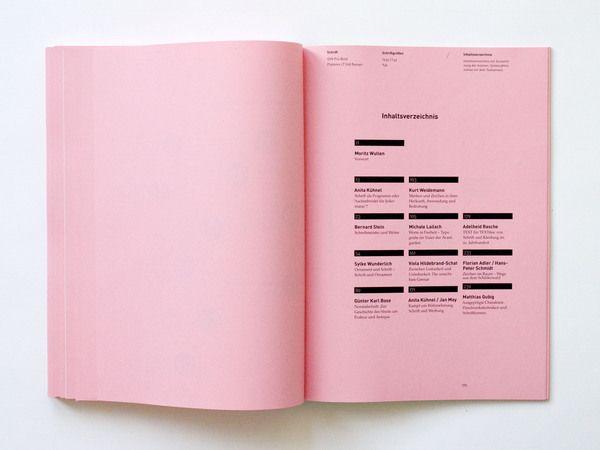 typografie standard by Tony Ziebetzki, via Behance