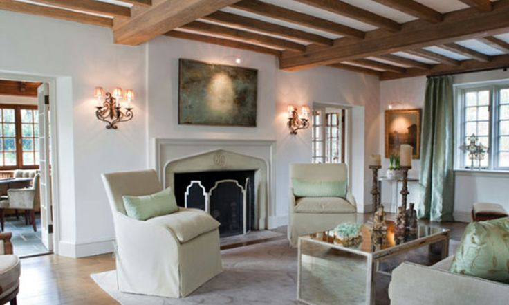 Tudor style home interior design ideas on pinterest tudor for Tudor interior design