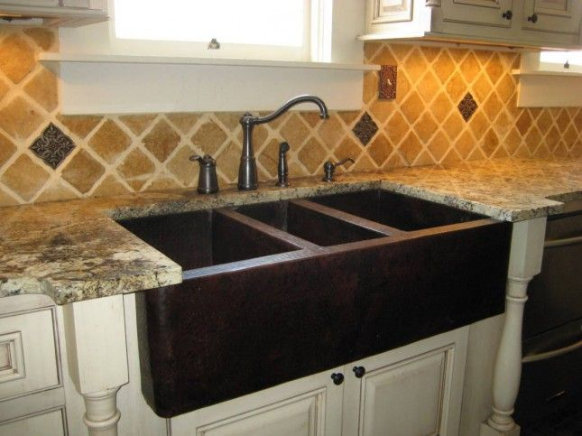 3 Compartment Farmhouse Sink Kitchen Old House Dreams