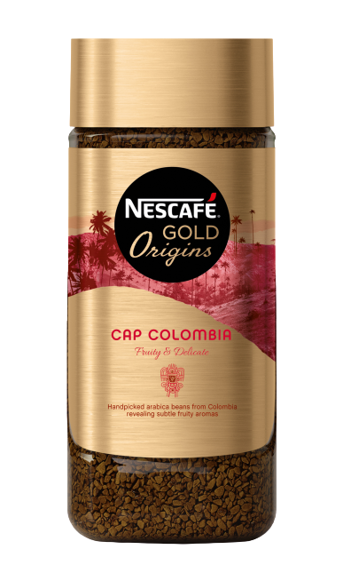 NESCAFÉ Gold Origins Cap Colombia Nescafe MY in 2020