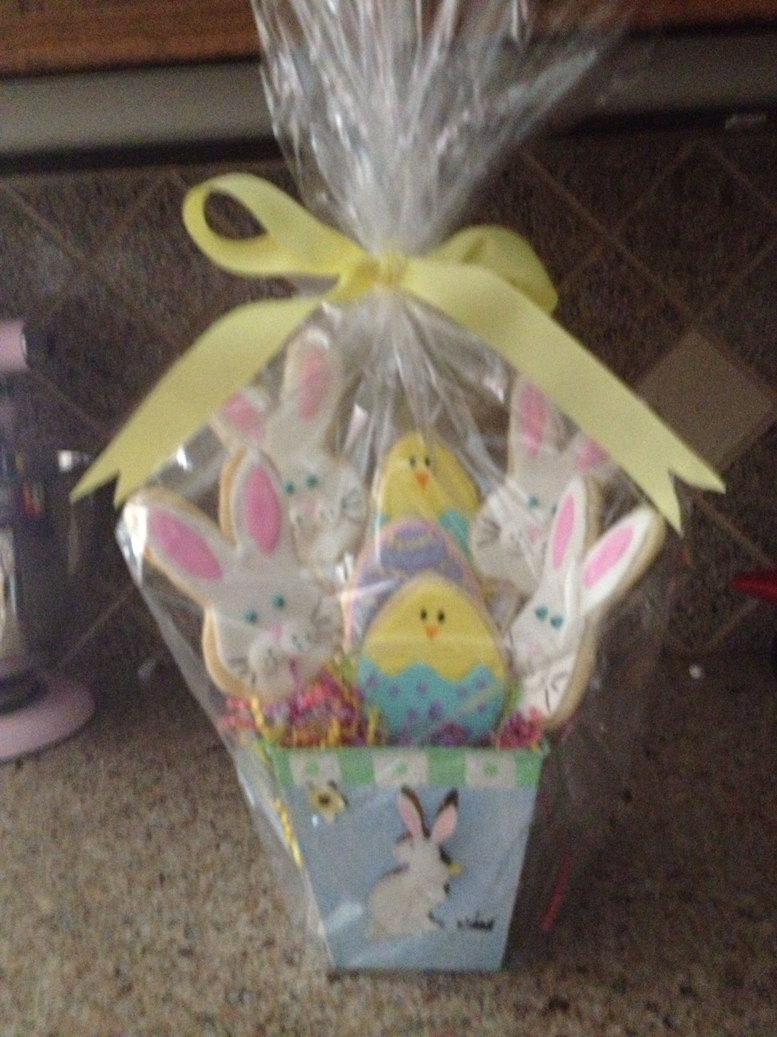 Easter cookie bouquet Starting at $25