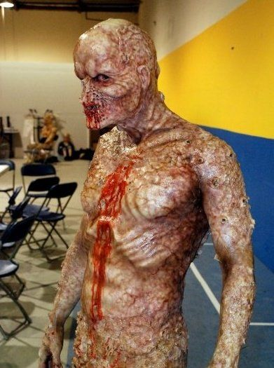 Monster Makeup | special effects | Monster makeup, The ... | 391 x 525 jpeg 44kB