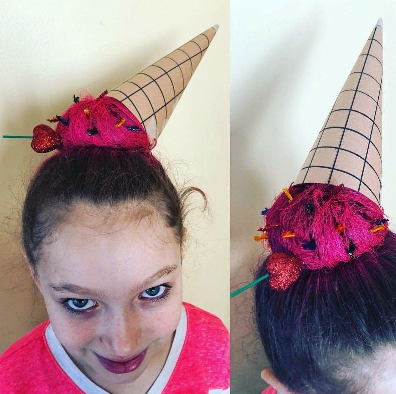 Encantador peinados locos Colección de tendencias de color de pelo - Locos Peinados De Fantasia Para Niñas | Certificacion ...