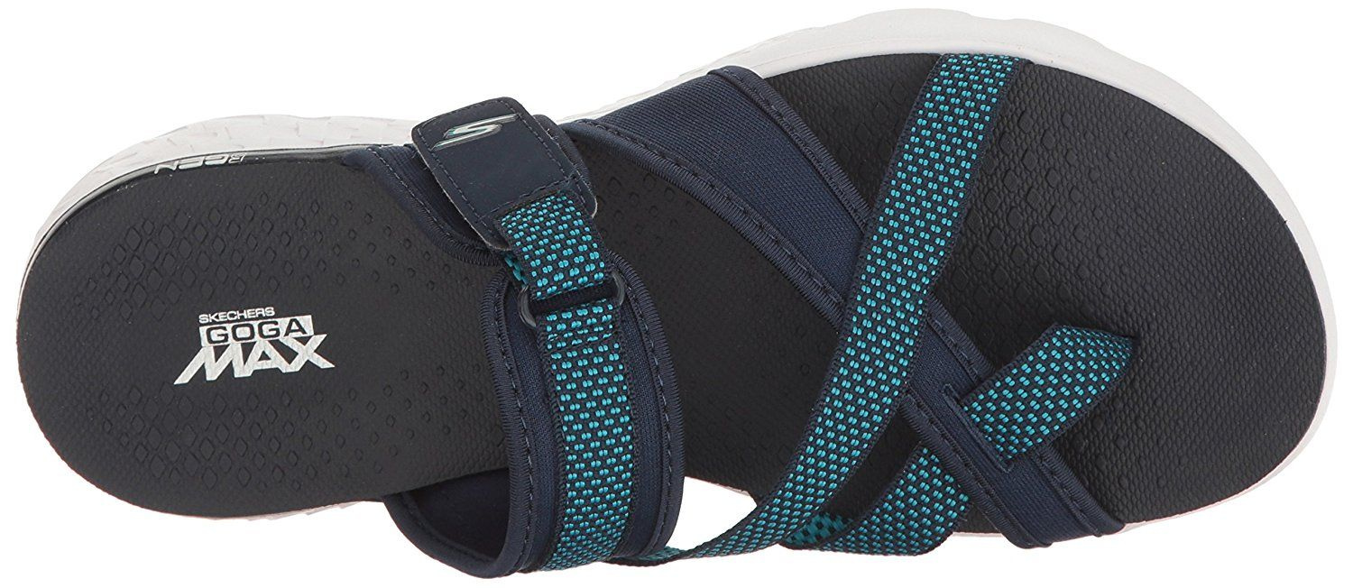 Skechers On Performance Donna On Skechers The Go 400 Discover Flip Flop   7ca1c6