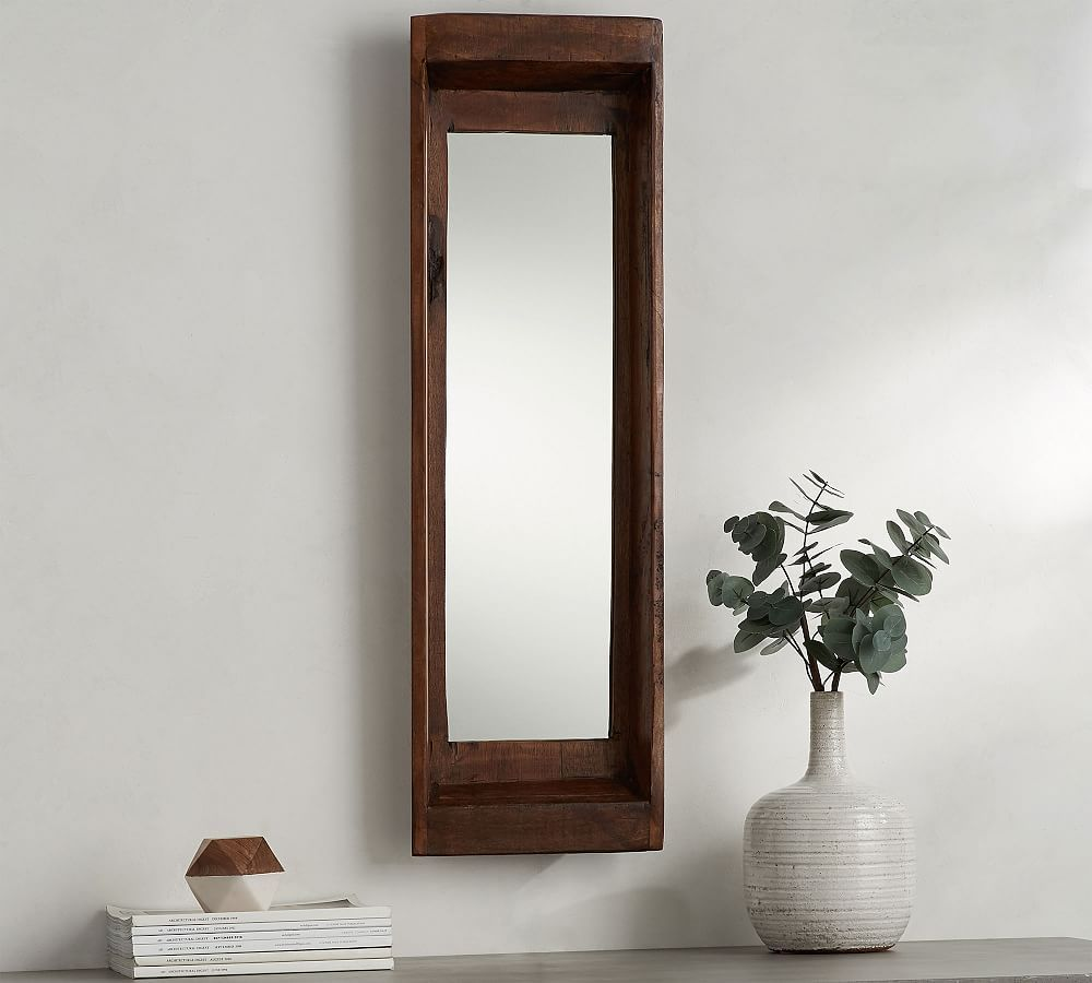 Wooden Tray Mirrors Freestanding Mirrors Wall Candle