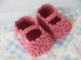 Resultado de imagem para sapato de crochê