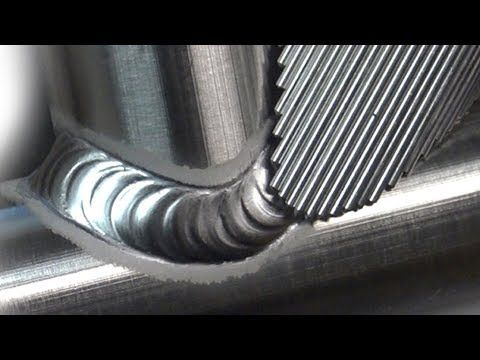 TIG Welding Aluminum Fabrication - Tube Notching With and Without - aluminum welder sample resume