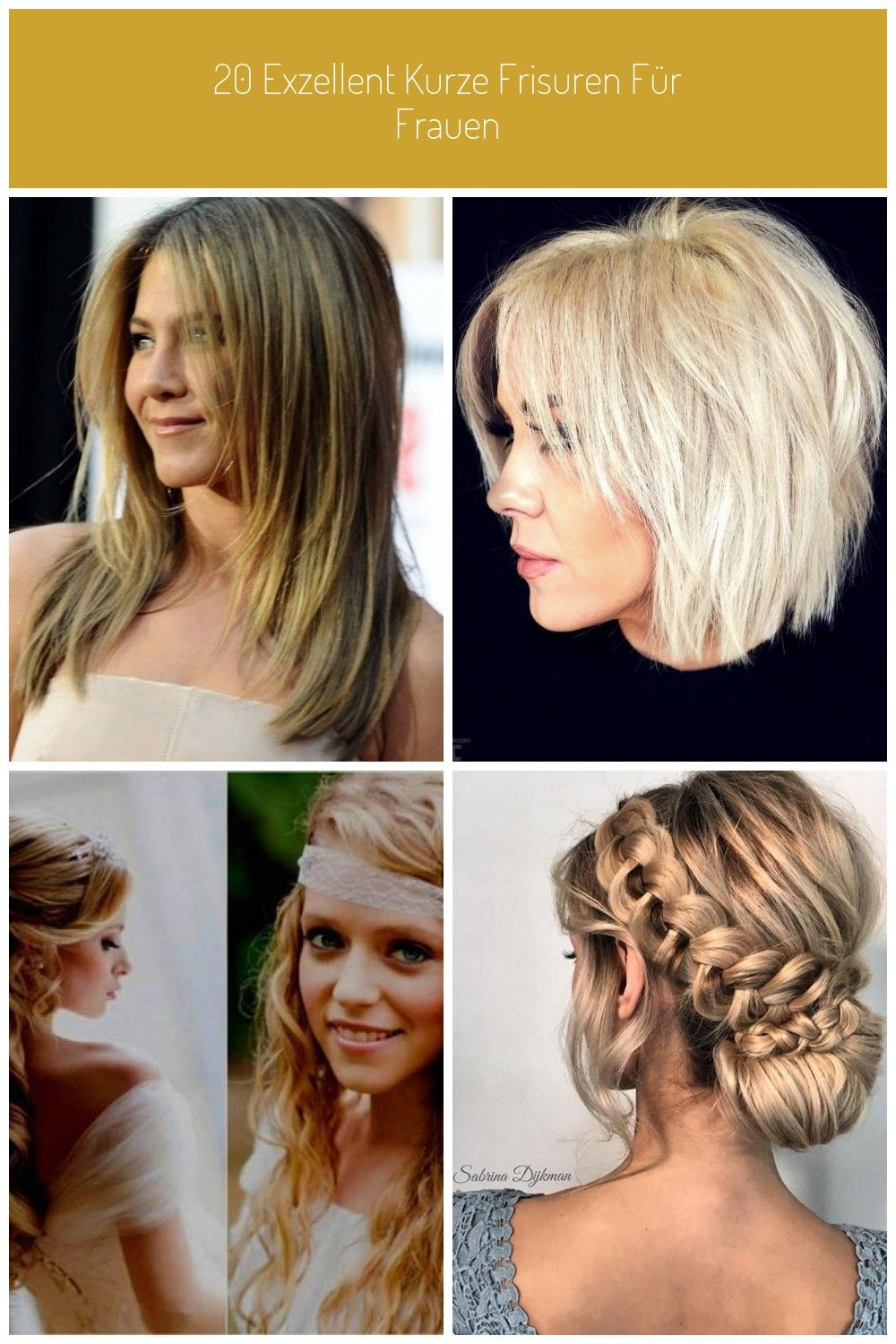 All Kinds of Hairstyles for Women Best Trends in 2020