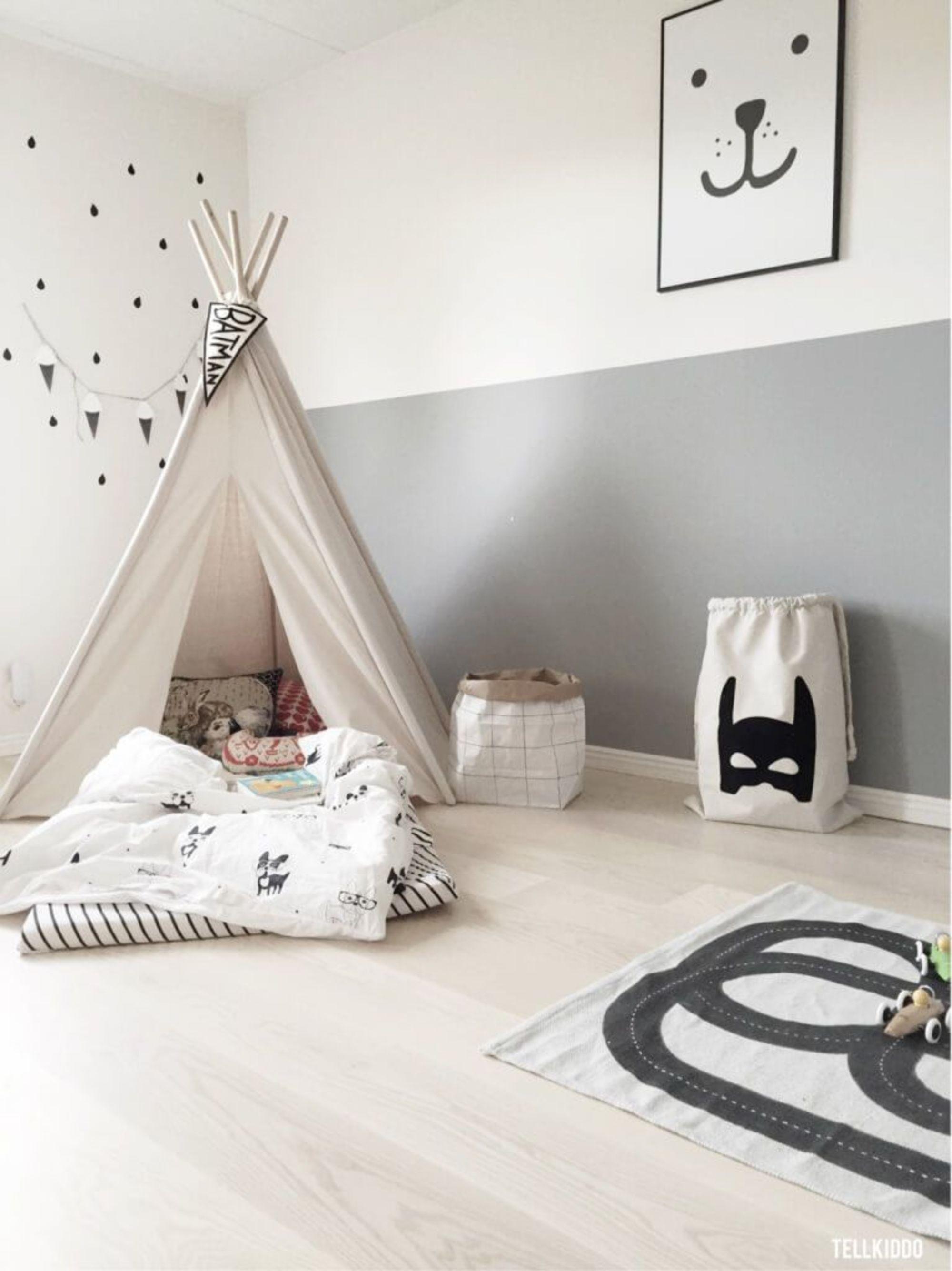 Déco chambre enfant : 16 idées déco à copier vues sur Pinterest