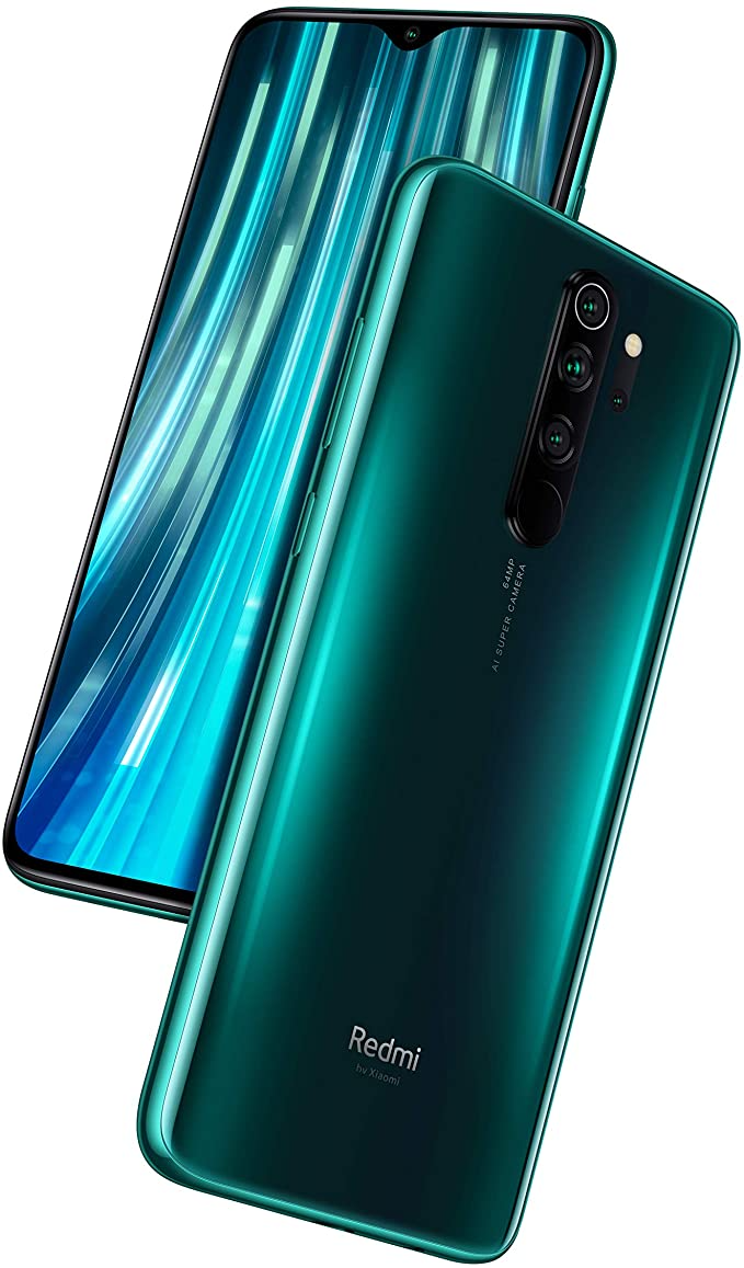 Amazon Com Xiaomi Redmi Note 8 Pro 64gb 6gb Ram 6 53 Lte Gsm 64mp Factory Unlocked Smartphone Global Model Forest Green In 2020 Xiaomi Note 8 Smartphone