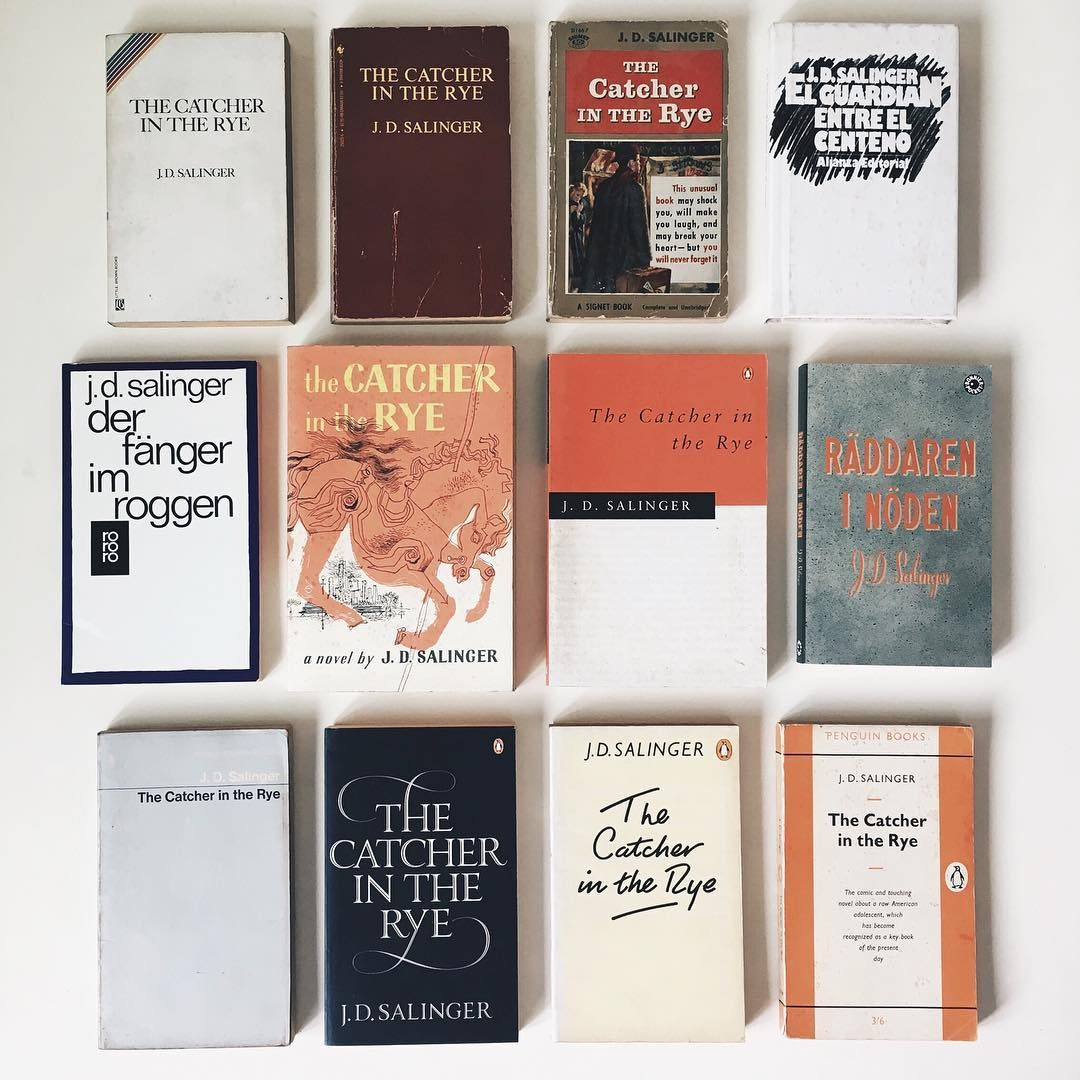 an analysis of catcher in the rye a novel by j d salinger The catcher in the rye by jd salinger and a great selection of similar used, new and collectible books available now at abebookscom.