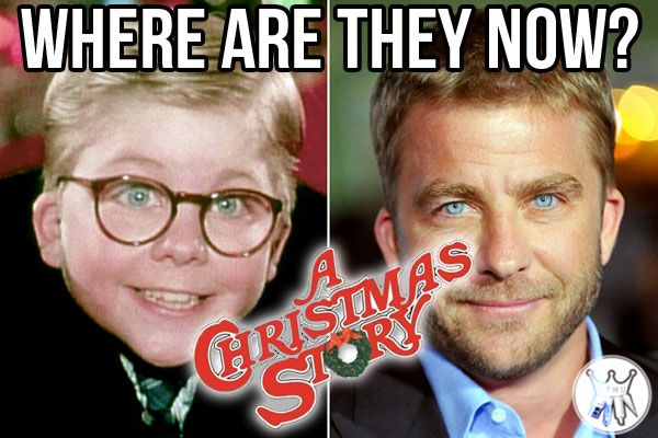 a christmas story where are they now thats the hookup - Christmas Story Cast Then And Now