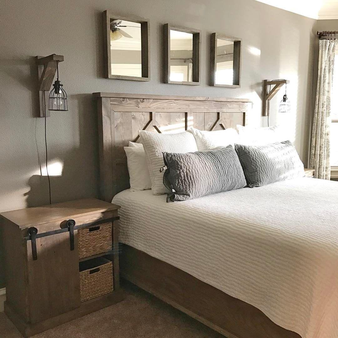 68 Rustic Bedroom Ideas That'll Ignite Your Creative Brain - The Sleep Judge