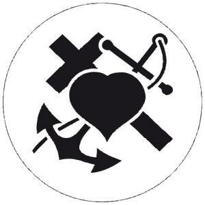 geloof hoop liefde gezegden en kaarten
