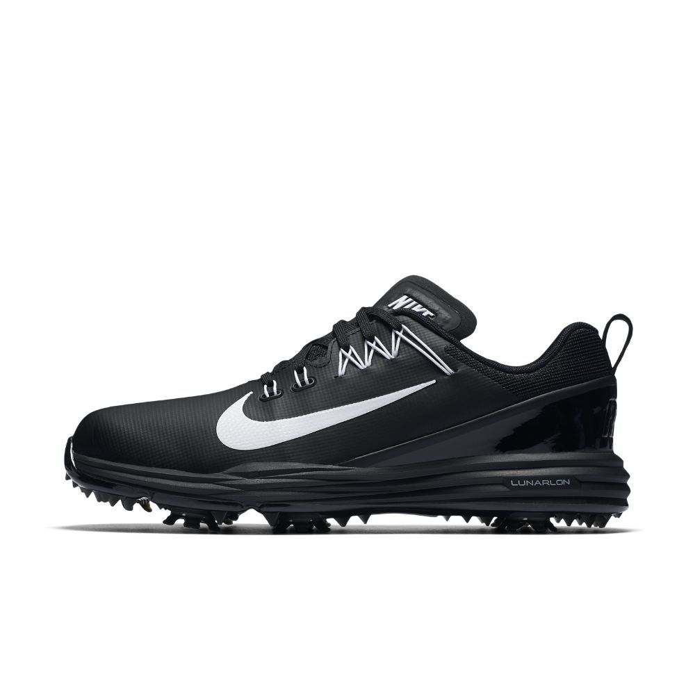 Nike Lunar Command 2 Women's Golf Shoe Size 10.5 (Black)