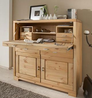 sekret r kiefer m bel schreibtisch kieferm bel pinterest schreibtisch haus und sekret r m bel. Black Bedroom Furniture Sets. Home Design Ideas
