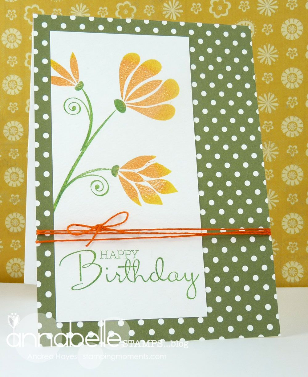 Stamping moments annabelle stamps dies or stamps on my wish list