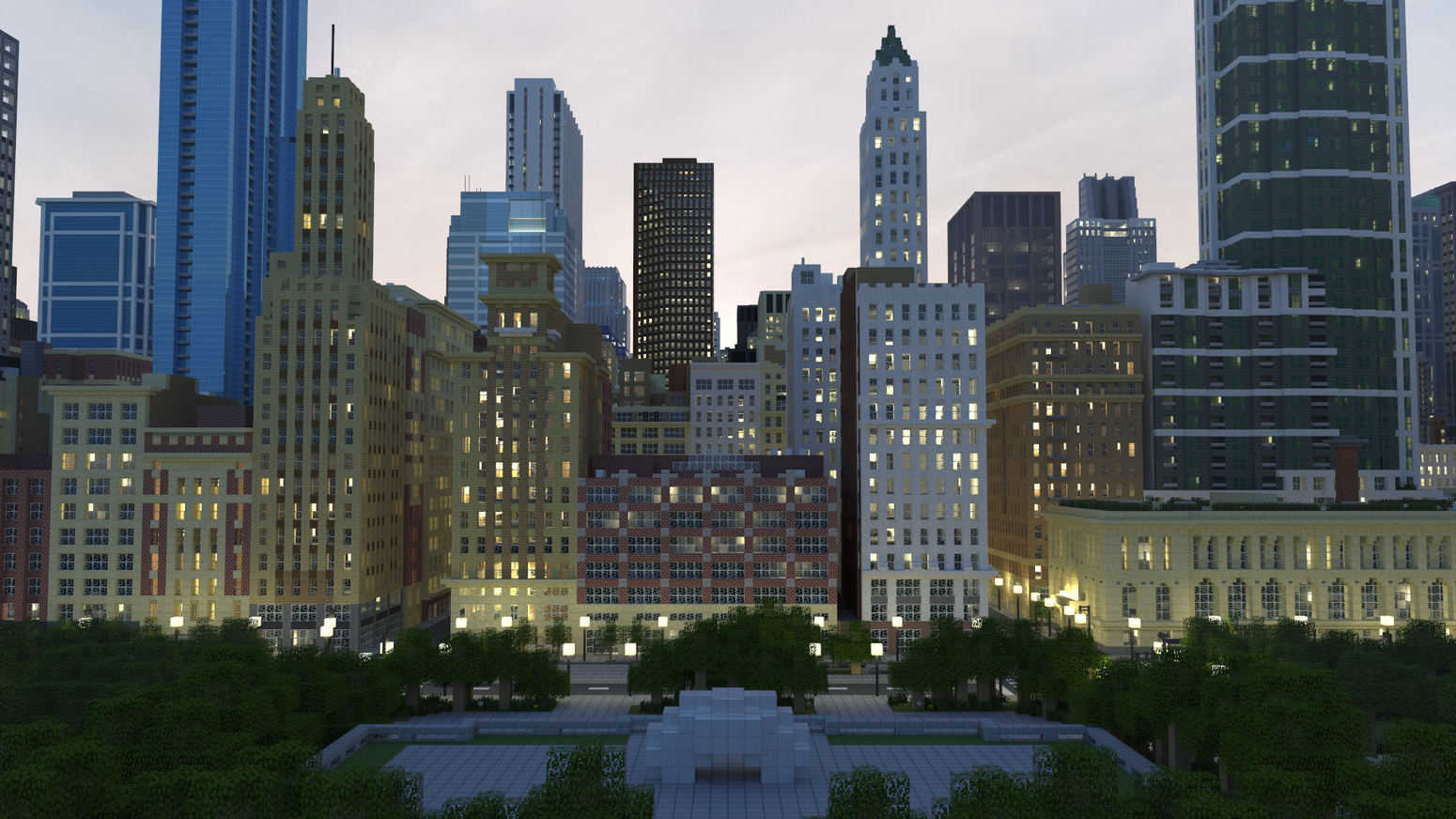 After spending four years building Chicago out