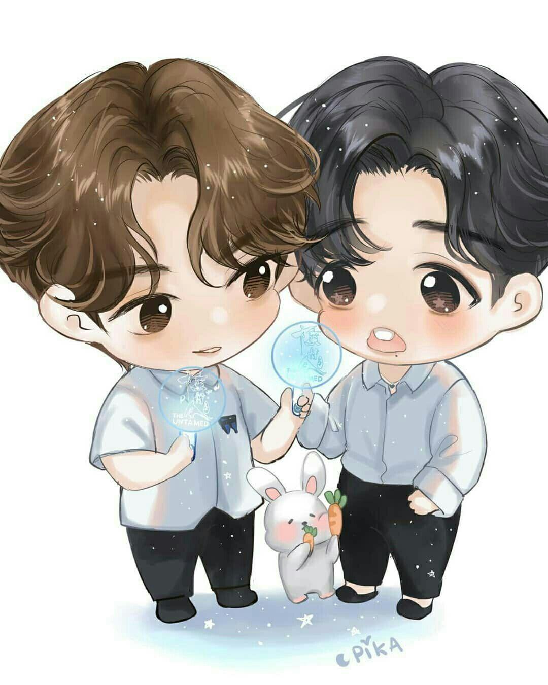 Sweet Brotherhood (Sēαn Xiαo Zhαn🐇Wαng Yibo) in 2020