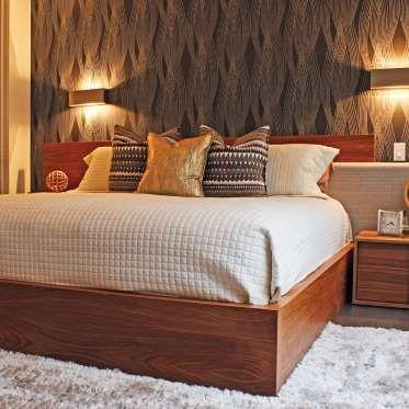 40 chambres à coucher invitantes et réconfortantes