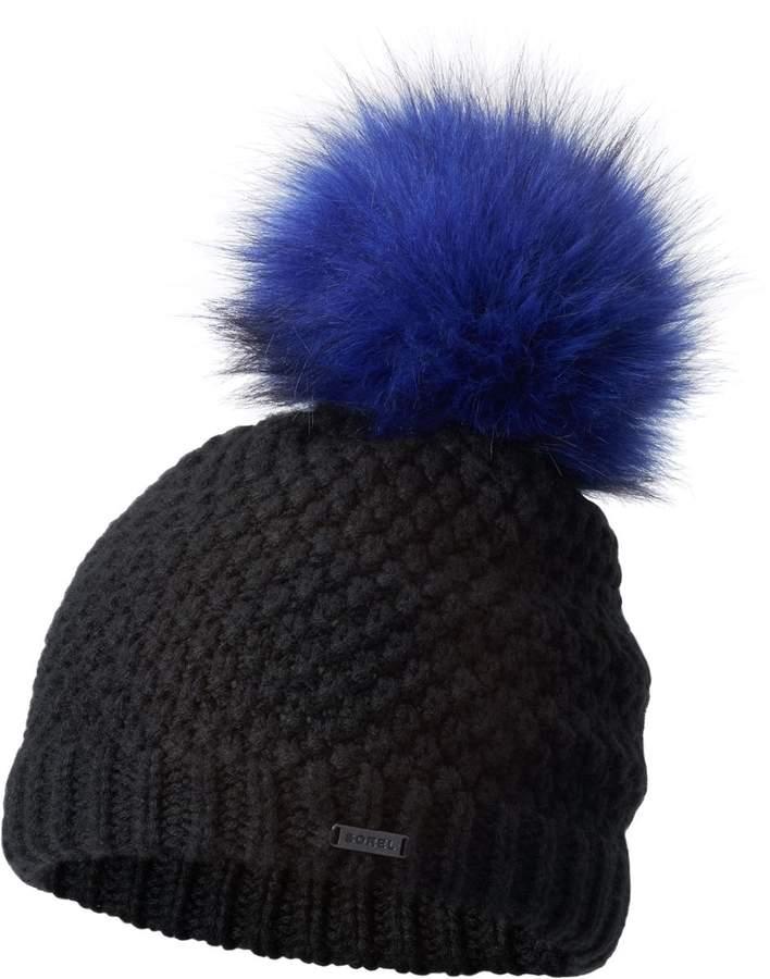 eef388dbe Sorel Cozy Knit Faux Fur Pom Beanie
