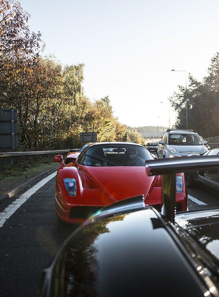 Ferrari Enzo Super cars, Latest cars, Car in the world