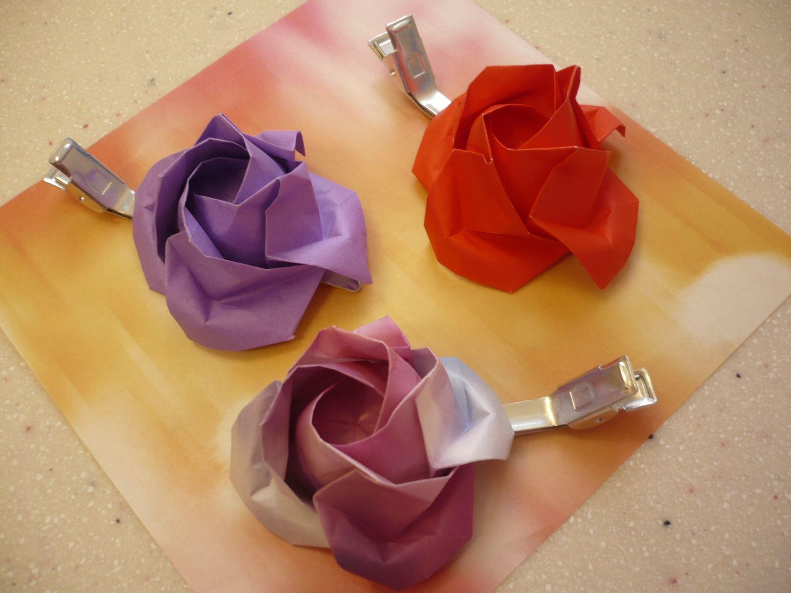P1100012 Crafts Pinterest Origami Rose Origami And Papercraft