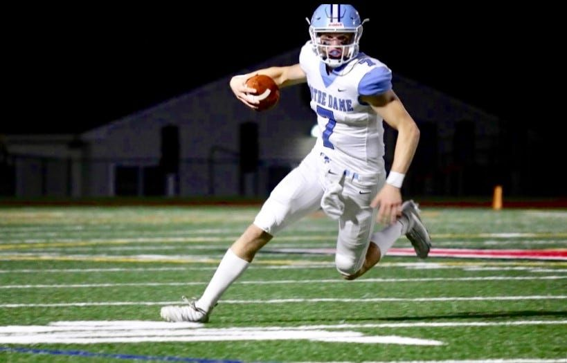 Michigan State Football Gets Commitment From Img Academy Te Jake Renda In 2020 Michigan State Football Michigan State Img Academy