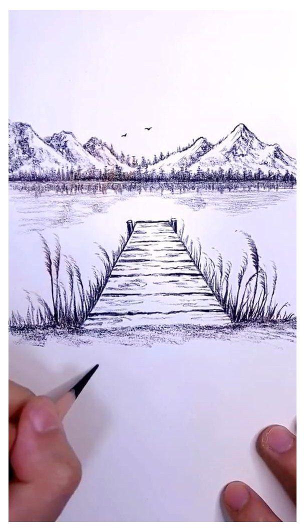 cool art drawing creativity inspiration