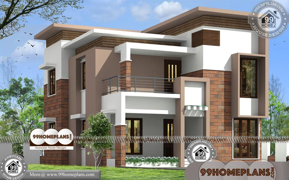 Classic House Styles With House Front Elevation Designs For